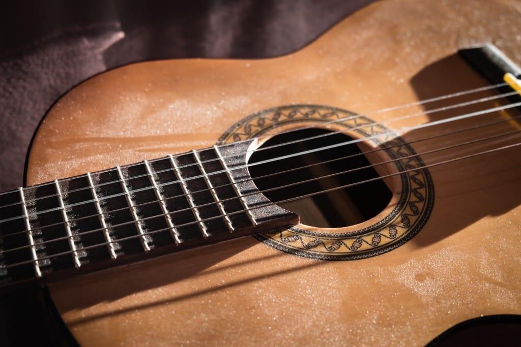Classical Guitar Care